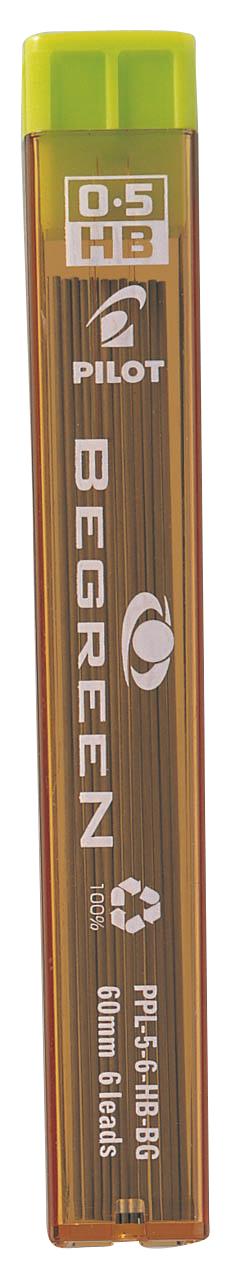 Stift Pilot Begreen 0,5 HB 12f