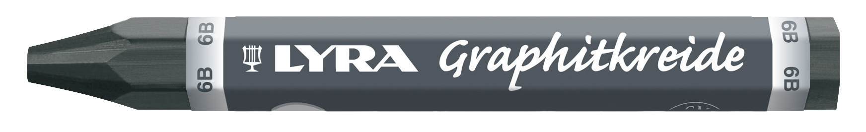 Grafitkrita Lyra 6B 12/fp