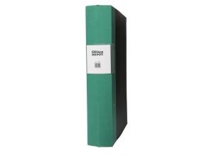 Träryggspärm A4 60mm grön